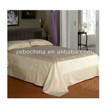 High quality direct factroy made wholesale 5 star luxury hotel bedding set
